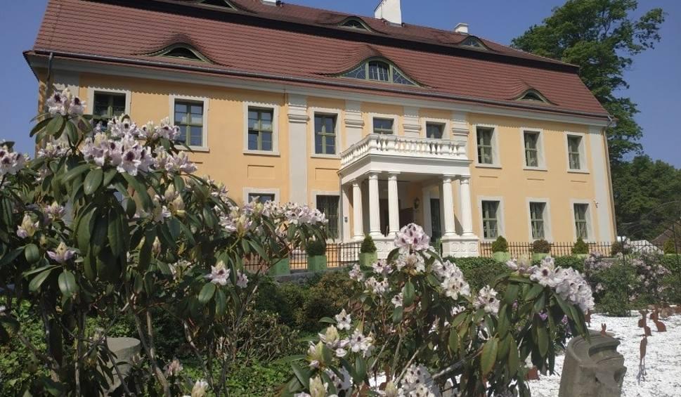 Film do artykułu: Winnica w cieniu pałacu w Wiechlicach, czyli porcja luksusu