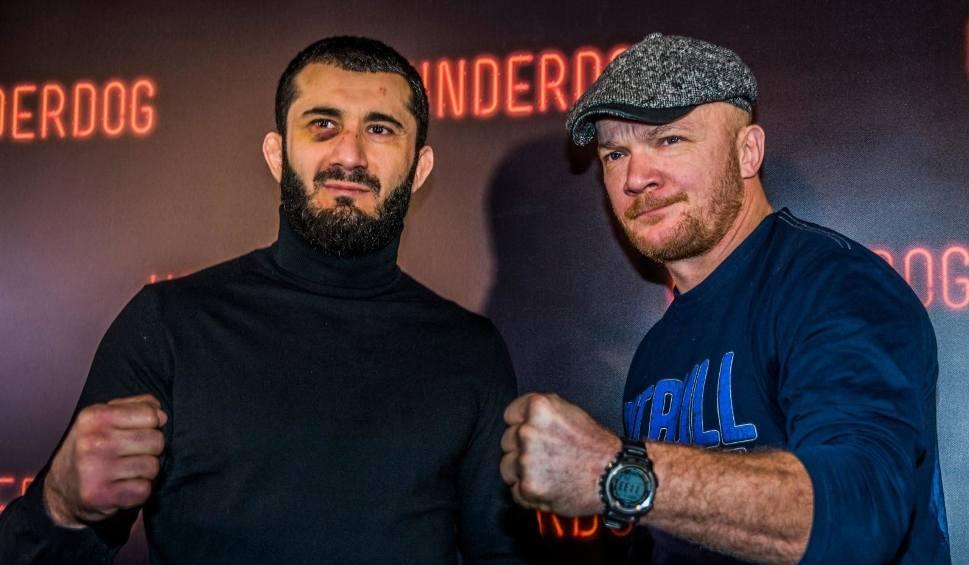 Film do artykułu: Underdog, film o MMA rusza w świat. Mamed Chalidow. Kiedy premiera? [11.01.2019, zwiastun, gdzie obejrzeć, online, kino, YouTube, obsada]