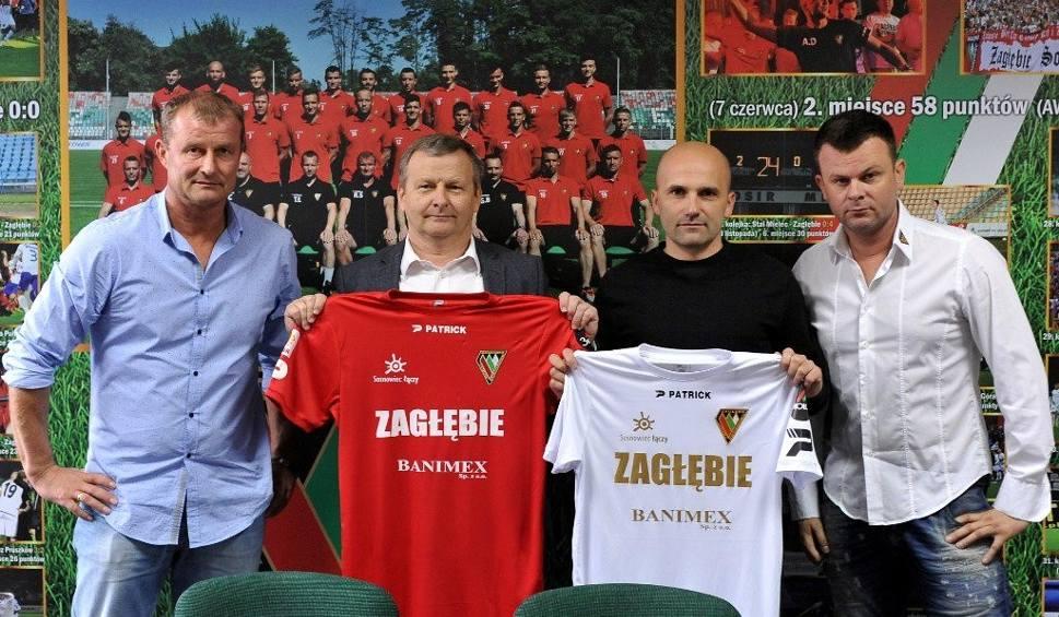 Film do artykułu: Piotr Mandrysz trenerem Zagłębia Sosnowiec!