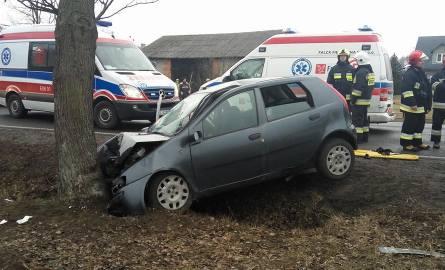 Tragiczny wypadek koło Łowicza. Zginęła 46-letnia kobieta