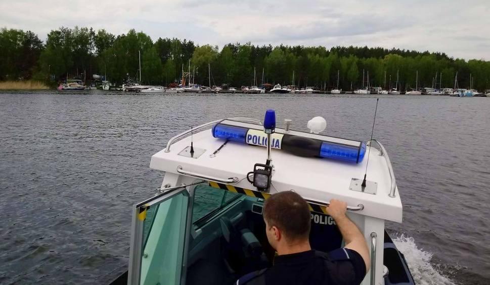 Film do artykułu: Bydgoscy policjanci już patrolują Zalew Koronowski