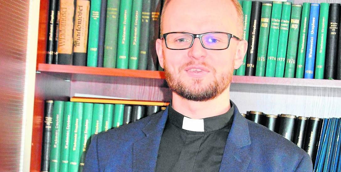 Ks. Sylwester Pruski: Wierzę ofiarom księży pedofilów, które do mnie przychodzą