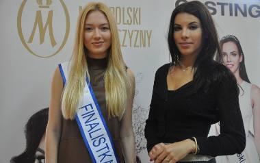Dwie piękne Opolanki: Nicola Jagieła z Laskowic (Miss Polski Opolszczyzny 2015) oraz Anna Pabiś z Głuchołaz (II Wicemiss Polski 2013).