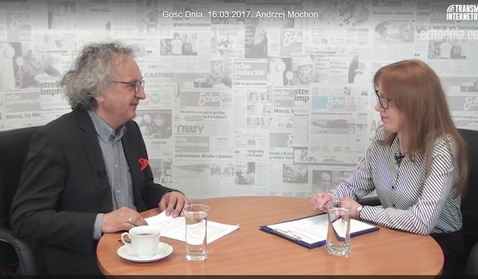 Film do artykułu: Gość Dnia. Andrzej Mochoń, prezes Targów Kielce zdradza, w czym tkwi sekret AGROTECHu