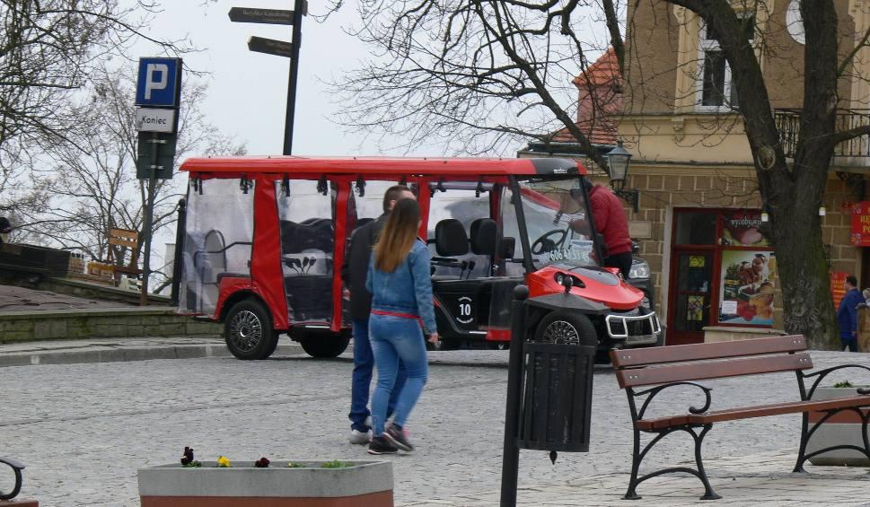 Film do artykułu: Nowe zasady jazdy meleksem po sandomierskiej Starówce (SZCZEGÓŁY)