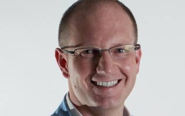 Andrzej Niziołek, starszy menedżer regionalny Veeam Software w północnej i południowej części Europy Wschodniej