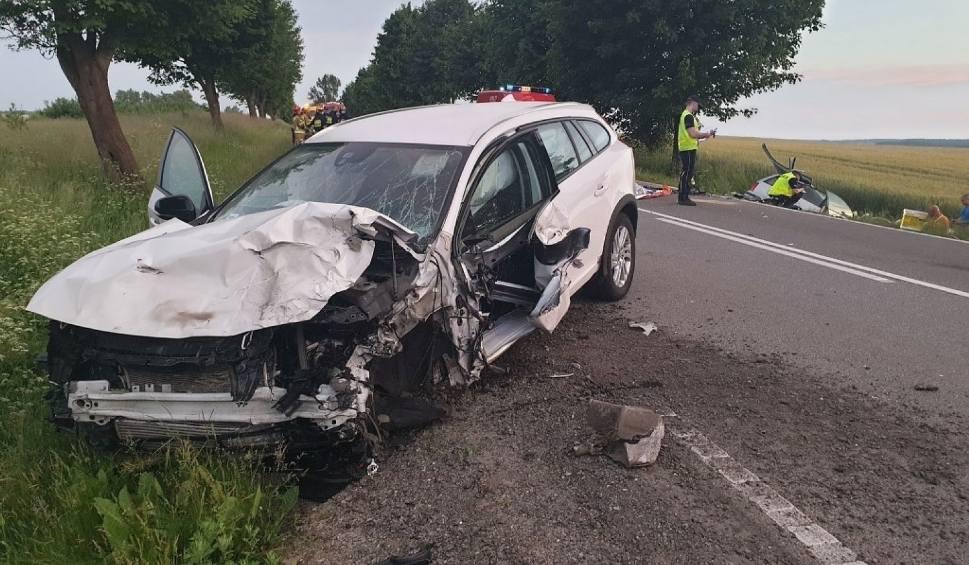 Film do artykułu: Śmiertelny wypadek w Borczu 21.06.2020. Sprawca usłyszał zarzuty prokuratorskie. W wypadku zginęły trzy osoby, siedem zostało rannych