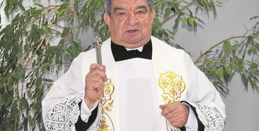 Ksiądz Jan Mateusz Gacek