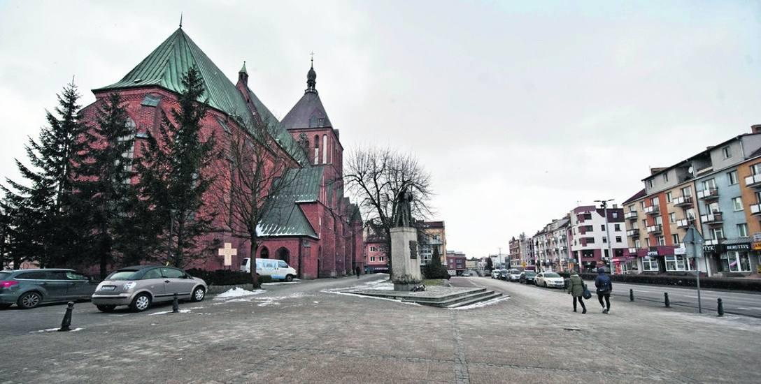 Oddala się wizja przebudowy Śródmieścia Koszalina na bliżej nieokreślony okres; w tym roku to, czego możemy być pewni, to remont katedry - na ten cel