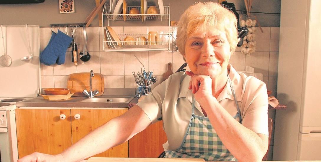 Teresa Lipowska, jedna z najbardziej znanych polskich babć, wspomina swoich dziadków