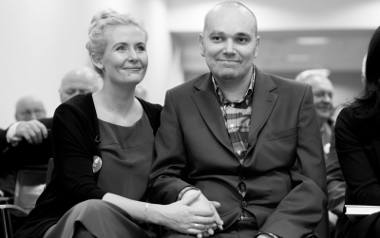 Anna i Tomasz Kalitowie zaręczyli się w szpitalu. Ślub wzięli w październiku ubiegłego roku