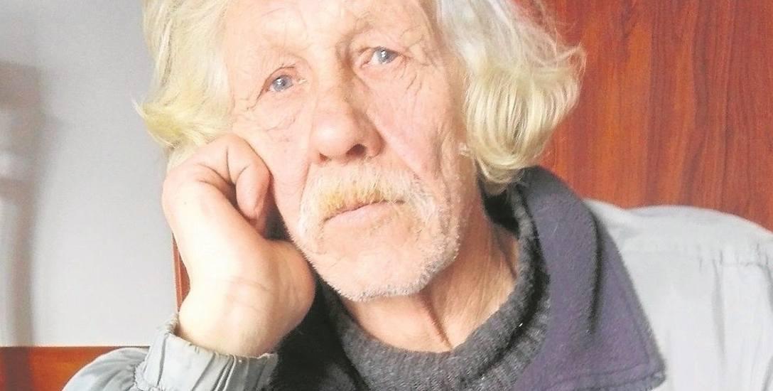 Stanisław Dobosz mrozy przetrwał w schronisku dla bezdomnych. Kto zapłaci za jego pobyt?