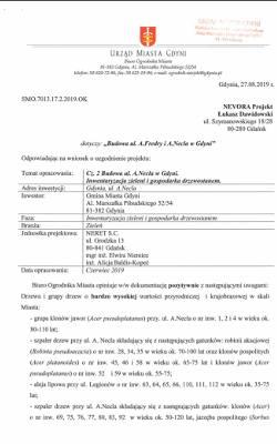 Według mieszkańców przebudowa ul. Necla przebiega w skandaliczny sposób.