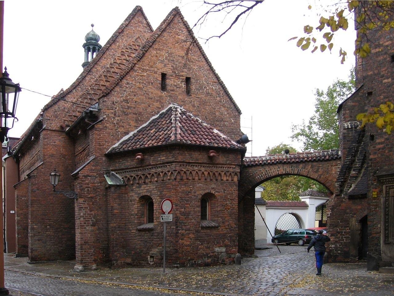 Wrocław, kościół św.Idziego