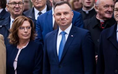 """Kolejna propozycja """"pod obecnych wyborców"""" ma pomóc Andrzejowi Dudzie pokonać Małgorzatę Kidawę Błońską, kandydatkę Koalicji Obywatelskiej"""