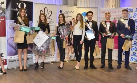 Anna Matulaniec i Łukasz Ofiara zostali Miss i Misterem Studniówek 2017 w regionie radomskim.