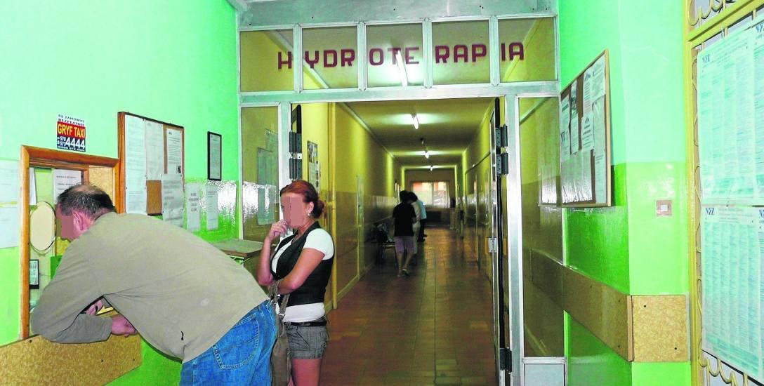 Zdaniem dyrekcji stargardzkiego szpitala, nie opłaca się inwestować w szpital rehabilitacyjny działający przy ulicy Staszica