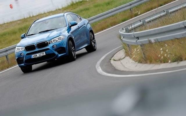 BMW X6 M F16. SUV o mocy 575 KM!