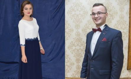 We wtorek, 21 lutego o godzinie 11 na prowadzeniu byli: Paulina Glimasińska i Filip Kozyra.