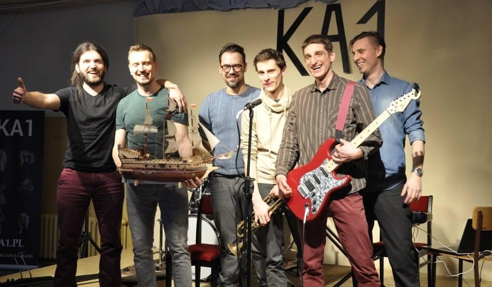 Film do artykułu: Kolejny album grupy KA1 z Arturem Pruzińskim, kontrabasistą z Pionek