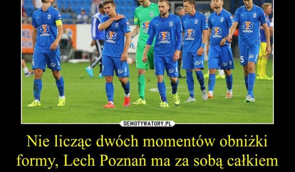 Film do artykułu: Sezon Lecha Poznań oczami internautów [MEMY, DEMOTYWATORY]
