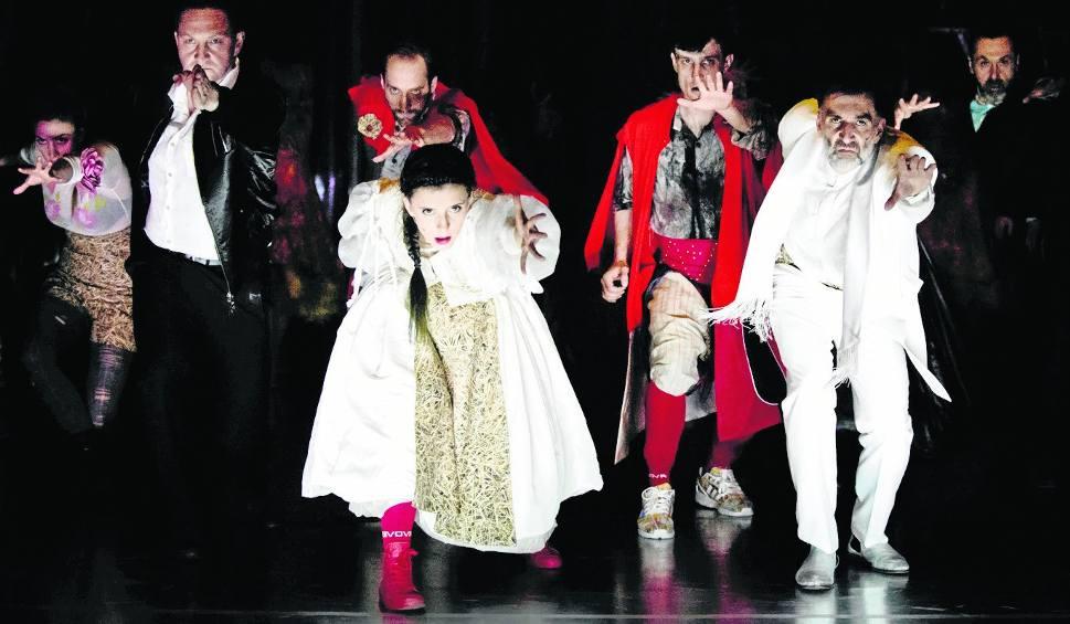 Xxiv Festiwal Sztuk Przyjemnych I Nieprzyjemnych W Teatrze