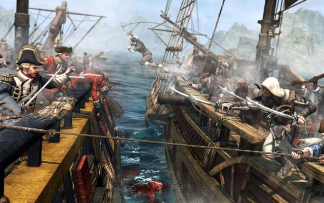 Assassin's Creed IV: Black Flag. Zwiastun ostateczny (wideo)