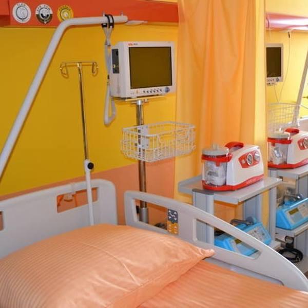 Szpital w Grudziądzu jest zakaźnym dla całego województwa kujawsko - pomorskiego.
