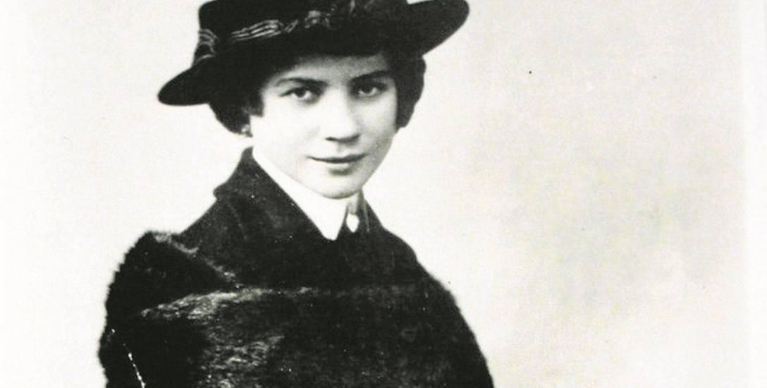 Maria Marcinkiewiczówna z Łap