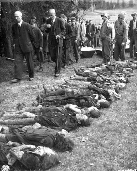 Marsze śmierci – tak w Europie Środkowej nazywano marsze ewakuacyjne z niemieckich obozów koncentracyjnych przed zbliżającymi się wojskami alianckim
