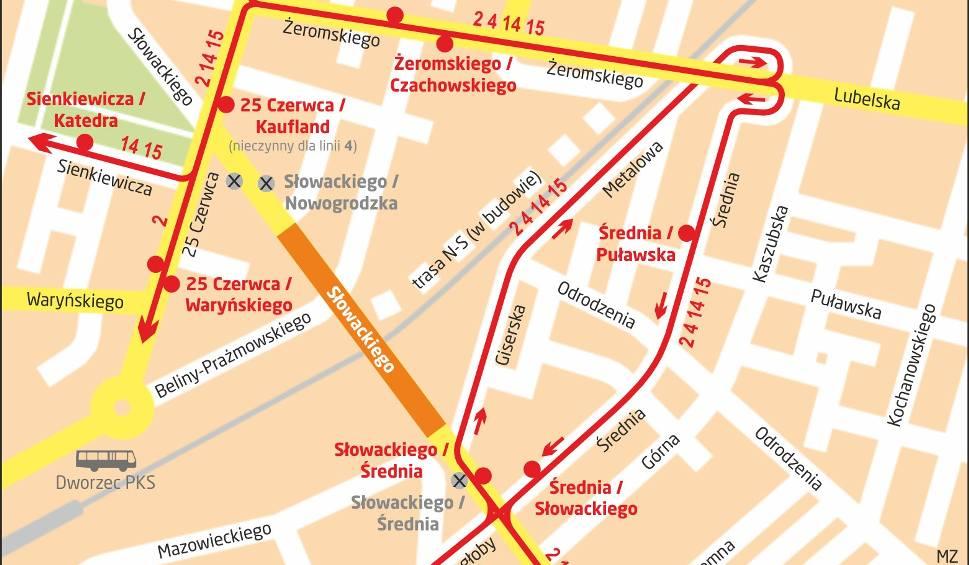 Film do artykułu: Radom. Uwaga kierowcy! W weekend wiadukt na Słowackiego będzie zamknięty dla ruchu. A już od czwartku mają być utrudnienia w przejeździe
