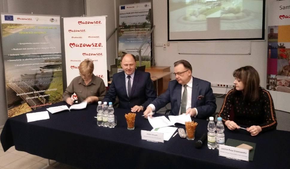 Film do artykułu: Władze Mazowsze wspierają kolejne inwestycje w regionie radomskim