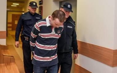 Za pobicie 3-miesięcznego syna Patryk R. został skazany na pięć lat pozbawienia wolności