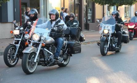 Parada motocyklistów w Rudniku nad Sanem, z udziałem 264 wspaniałych pojazdów