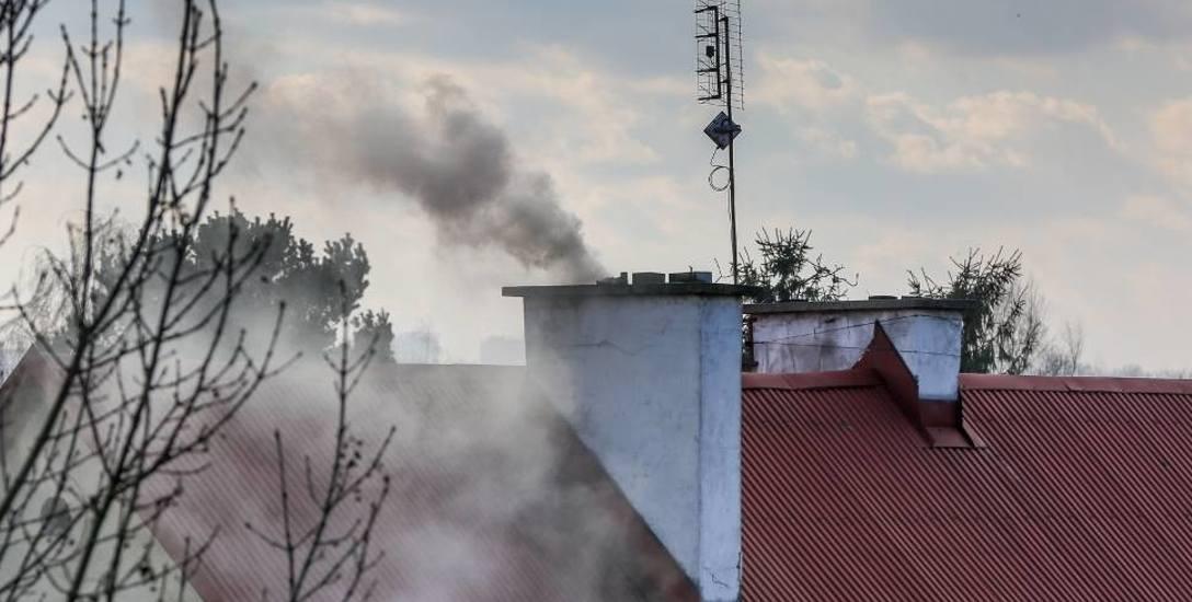 """Fatalny stan powietrza ma związek z niskimi temperaturami. i niewielkim wiatrem.  One powodują, że ludzie częściej i dłużej palą w piecach. a dym """"stoi"""""""