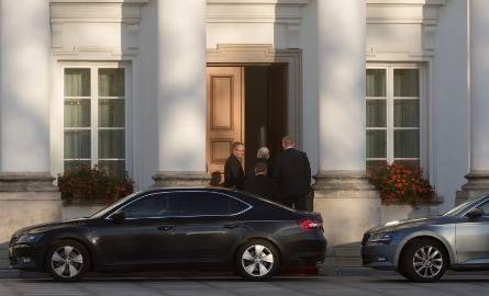 Reforma sądownictwa: Spotkanie prezydenta Andrzeja Dudy z prezesem PiS Jarosławem Kaczyńskim