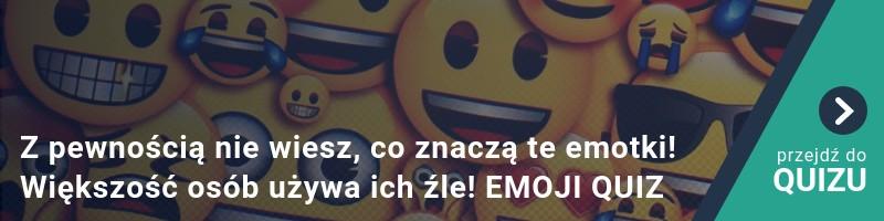 Z pewnością nie wiesz, co znaczą te emotki! Większość osób używa ich źle! EMOJI QUIZ