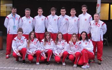 Biało-czerwona ekipa wróciła z niemieckich MŚ w szampańskich nastrojach