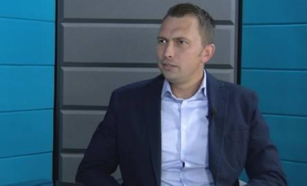 Tomasz Lisiński: - Chcemy jeszcze bardziej zachęcać ludzi do sportu