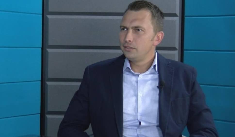 Film do artykułu: Tomasz Lisiński: - Chcemy jeszcze bardziej zachęcać ludzi do sportu