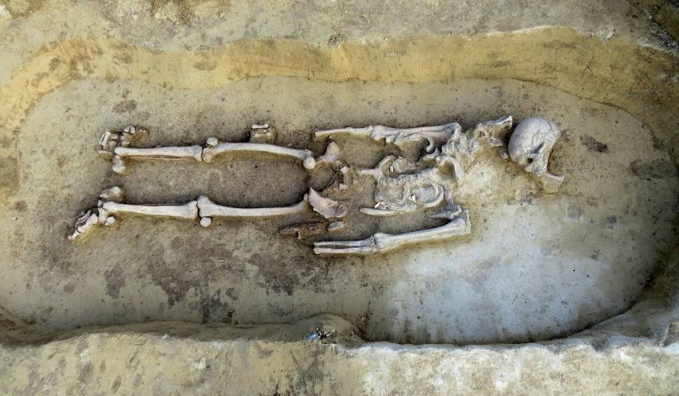 Film do artykułu: Niezwykły grób odnaleziony w Sandomierzu!