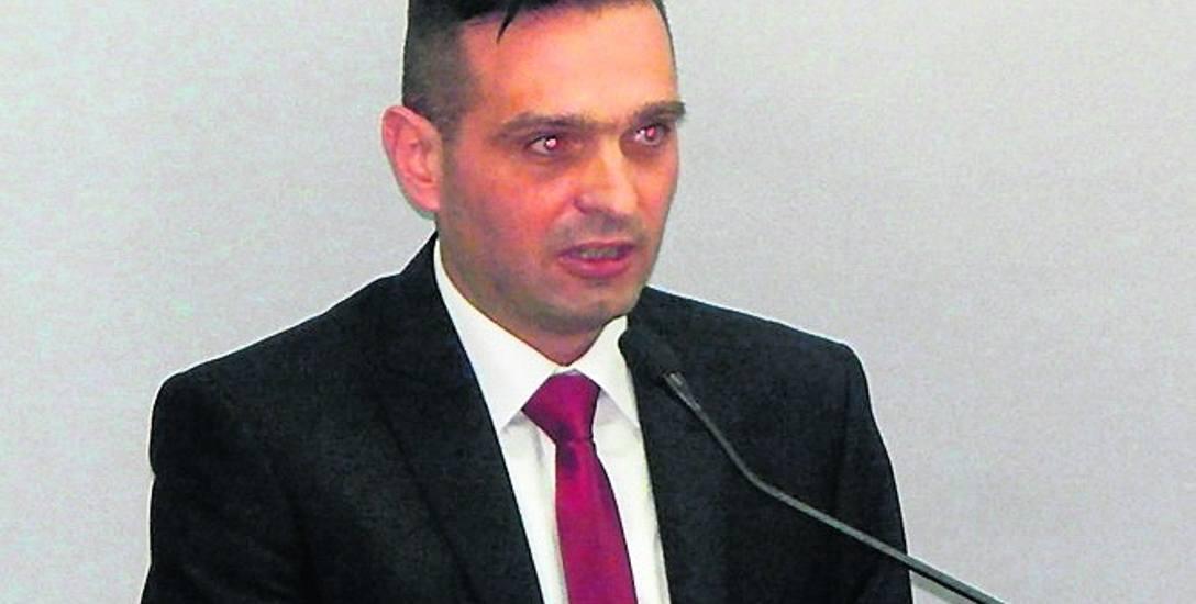 Wicestarosta Tomasz Kaczmarek mówi, że mimo zawirowań z prezesem, cele spółki samorządowej pozostały takie same.