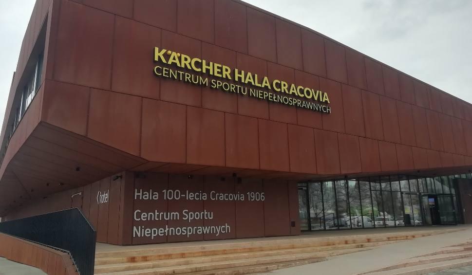 Film do artykułu: Hala 100-lecia Cracovii ma sponsora - to firma Karcher [ZDJĘCIA]