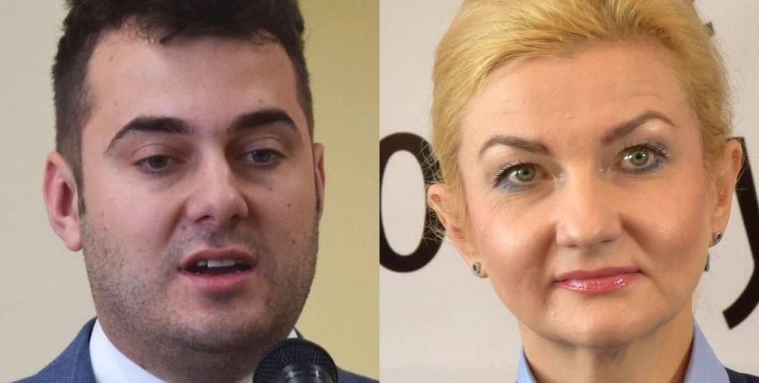 Mariusz Chrzanowski i Agnieszka Muzyk zmierzą się w II turze wyborów