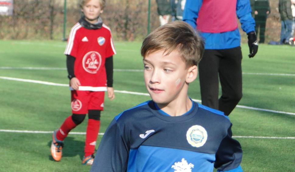 Film do artykułu: Małopolska Liga Talentów Cup 2018. Drużyny rocznika 2009 spotkały się w kolejnej edycji rozgrywek 11.11.2018 [ZDJĘCIA UCZESTNIKÓW]