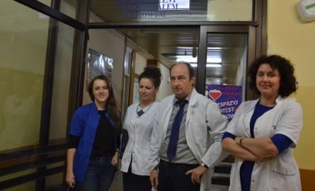 Szpital wojewódzki w Bełchatowie przestał przyjmować chorych