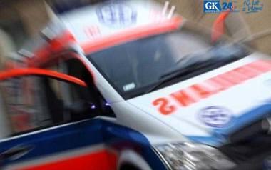 Za prowadzenie pojazdu w  stanie nietrzeźwości, spowodowanie kolizji i narażenie zdrowia i życia pacjentki odpowie 30-letni ratownik.