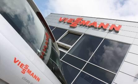 Budowa centrum Viessmanna w Białymstoku trwała dwa lata. To już drugi salon tej firmy w Białymstoku.