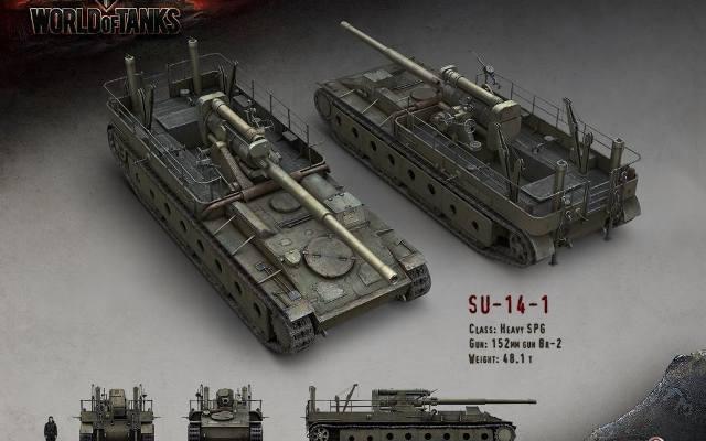 World of Tanks: Nowe czołgi, nowe działa i nowa mapa (wideo)