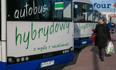 Kraków. MPK testuje autobus hybrydowy